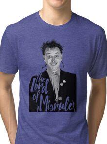 Rik Mayall - Lord Of Misrule Tri-blend T-Shirt