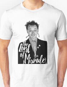 Rik Mayall - Lord Of Misrule Unisex T-Shirt