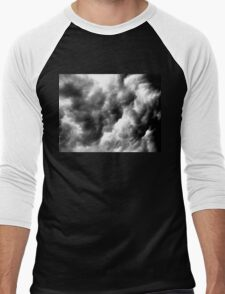 Storm Clouds Men's Baseball ¾ T-Shirt