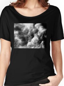 Storm Clouds Women's Relaxed Fit T-Shirt