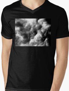 Storm Clouds Mens V-Neck T-Shirt