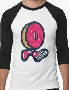 WeeklyDonut's Donut Men's Baseball ¾ T-Shirt
