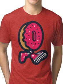 WeeklyDonut's Donut Tri-blend T-Shirt