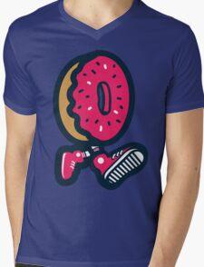 WeeklyDonut's Donut Mens V-Neck T-Shirt