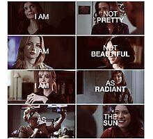 I am the sun Photographic Print