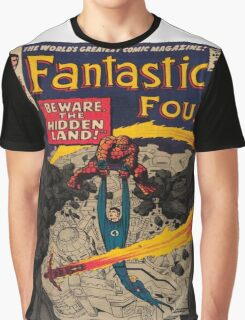 The Fantastic Four Graphic T-Shirt