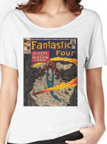 The Fantastic Four Women's Relaxed Fit T-Shirt