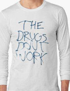 Drugs Don't Work Graffiti T-Shirt