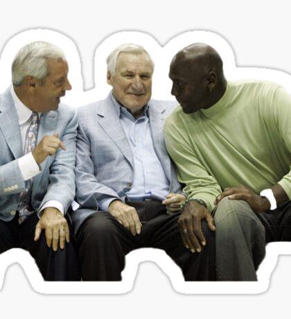 Williams, Smith, Jordan Sticker