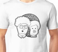Boring Couple Unisex T-Shirt