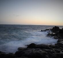Tenerife: Sea and Sunset  by RubenW