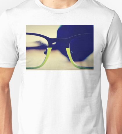 For the better view Unisex T-Shirt