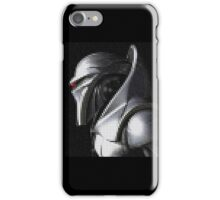 Reimagined Cylon Centurion (Pixelated) iPhone Case/Skin