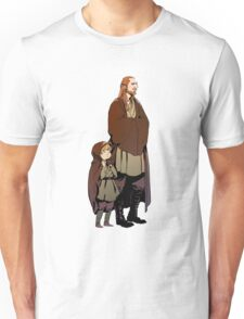Qui Gon and Padawan T-Shirt