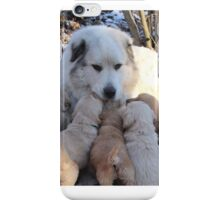 WE LOVE YOU Uncle Goliath- Little Sapling Gang iPhone Case/Skin