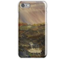 Rainstorm - God refreshing and cleaning the earth iPhone Case/Skin