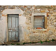 Building in Pican Photographic Print