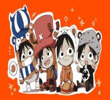 One Piece Luffy Chibi by Saitama 67