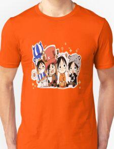 One Piece Luffy Chibi T-Shirt