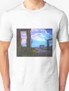 The Road of Life Unisex T-Shirt