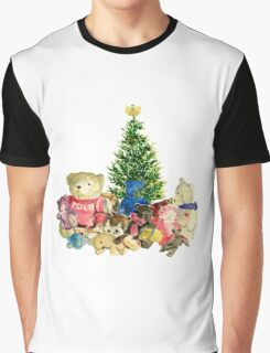 Teddy Bear  Graphic T-Shirt