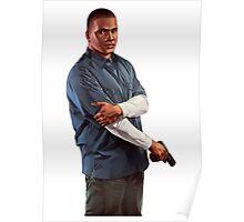 GTA - GTA 5 - Franklin Poster