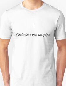 | Ceci n'est pas un pipe T-Shirt
