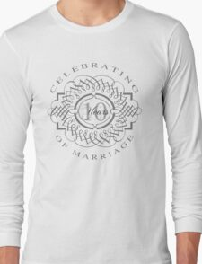 10th Wedding Anniversary Long Sleeve T-Shirt