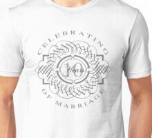 10th Wedding Anniversary Unisex T-Shirt