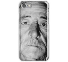 Portrait Of A Turkish Countryman iPhone Case/Skin