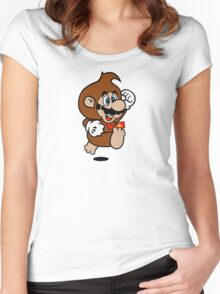 Kong Suit Women's Fitted Scoop T-Shirt