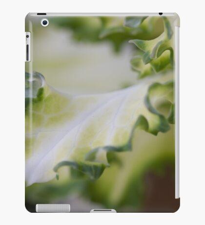 scenic leaf iPad Case/Skin