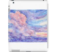 Sunset sky iPad Case/Skin
