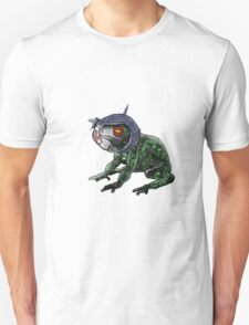 Frogs Won't Go To Space T-Shirt