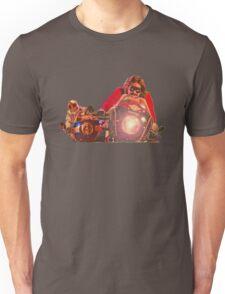 Spider.Ducati - ONE:Print Unisex T-Shirt