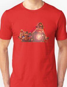 Spider.Ducati - ONE:Print T-Shirt
