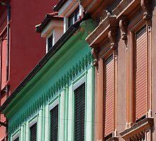 Buildings in Celje by jojobob