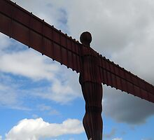 Angel of the North by Watkins-photos