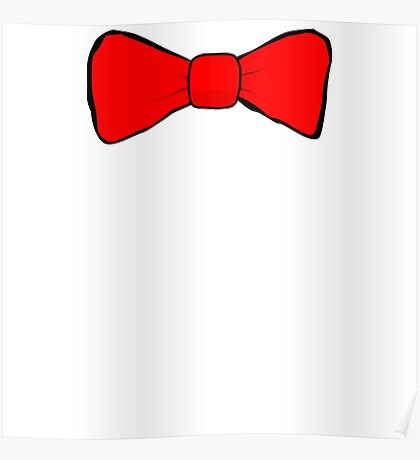 Bow Tie Poster