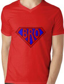 Hero, Heroine, Superhero, Super Bro Mens V-Neck T-Shirt