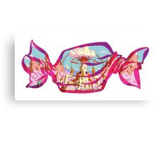 Candy Castel Adventure time Canvas Print