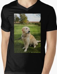 Sad golden retriever T-Shirt