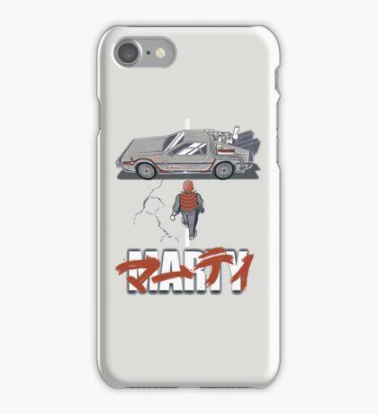 Back to the Future - Akira iPhone Case/Skin