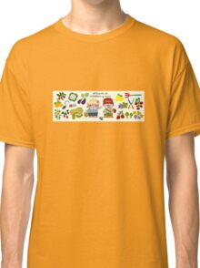 Working On The Vegetable Garden Classic T-Shirt