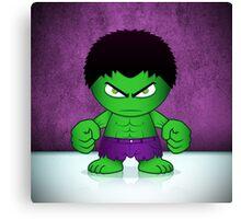 SupaDupa Hulk Canvas Print