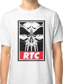 Rotterdam Terror Corps Obey Classic T-Shirt