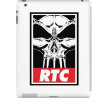 Rotterdam Terror Corps Obey iPad Case/Skin
