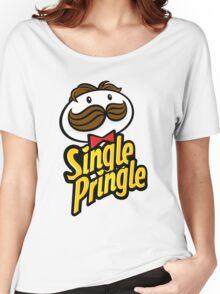 Single Pringle [Pringles Parody] Women's Relaxed Fit T-Shirt