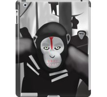 Planet of Apes - Ceaser win iPad Case/Skin