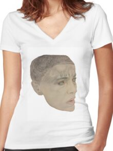 Furiosa (Mad Max) Women's Fitted V-Neck T-Shirt